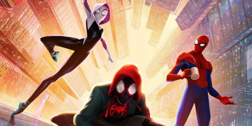 Spider-Man: Into the Spider-Verse 2