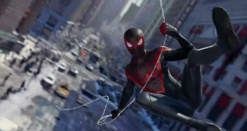 Spider-Man: Miles Morales PlayStation 5