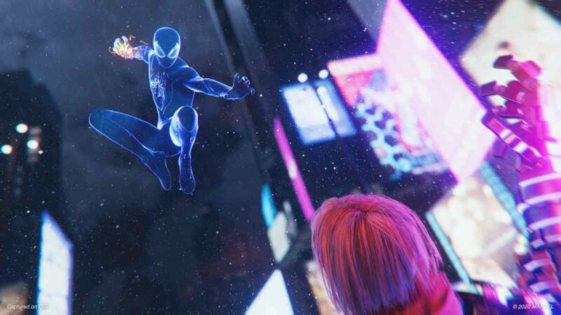 Spider-Man Miles Morales oyun