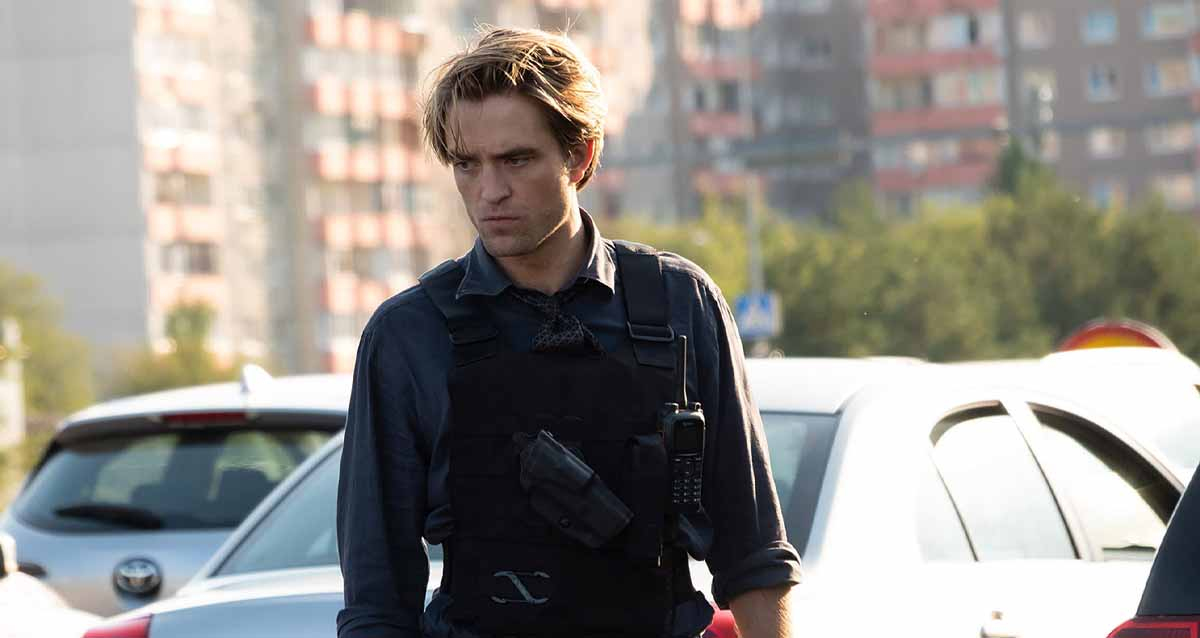 Tenet Robert Pattinson
