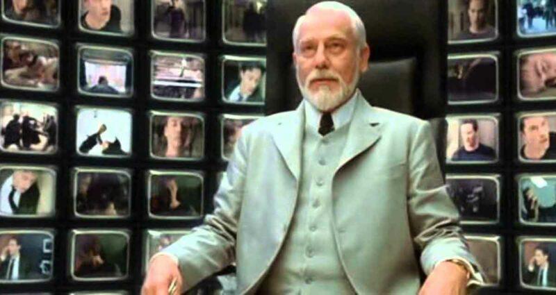 The Architect (Mimar) The Matrix 4