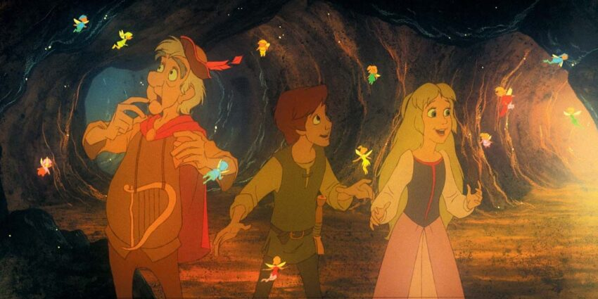 The Black Cauldron disney yeniden uyarlanıyor