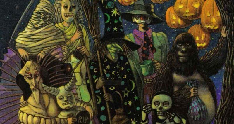The Halloween Tree - Ray Bradbury Film