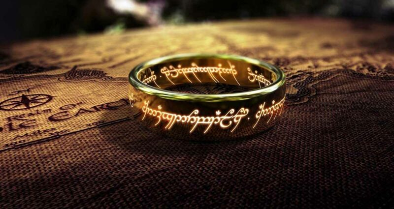 The Lord of the Rings Yüzüklerin Efendisi