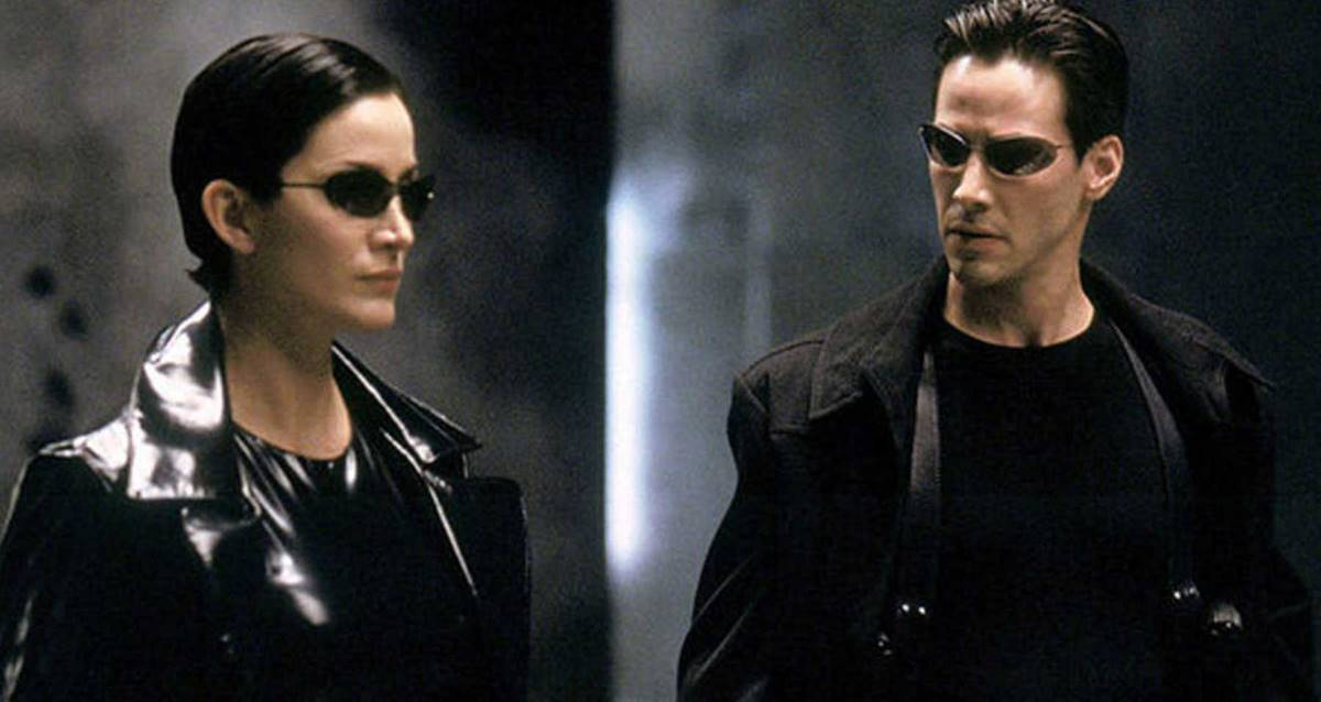 The Matrix 4 Keanu Reeves - Carrie-Anne Moss