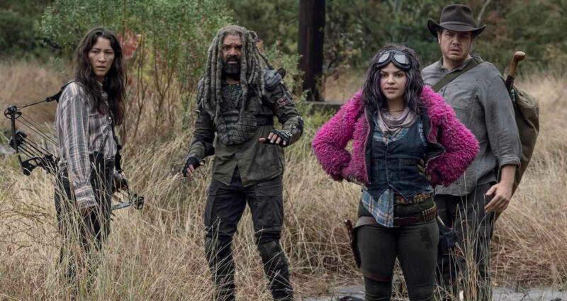 The Walking Dead 10. Sezon Finali Oyuncular