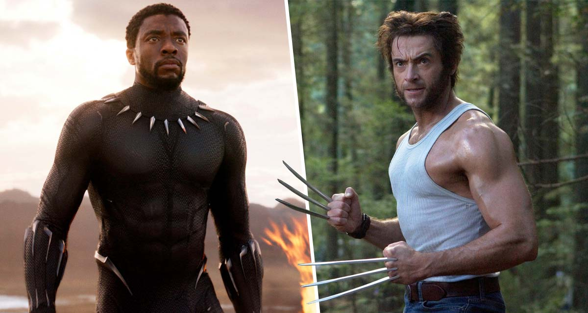 Wolverine Black Panther 2