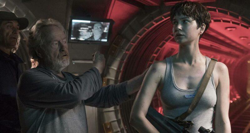 Ridley Scott Alien Covenant Yeni
