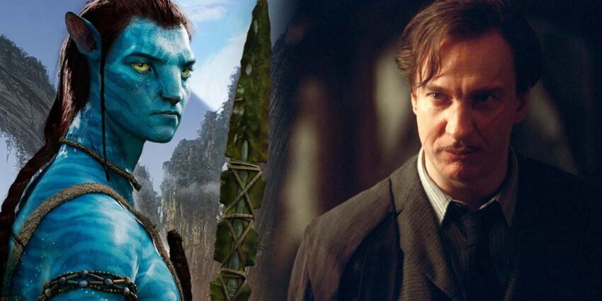 avatar 2 harry potter David Thewlis
