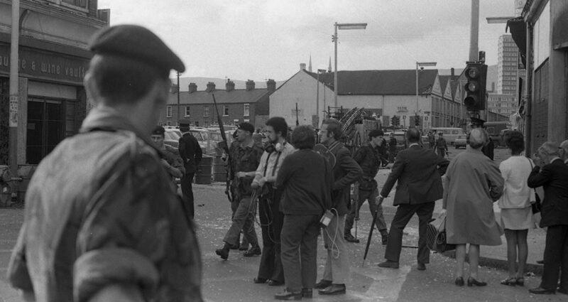 Belfast 1970'li Yıllar