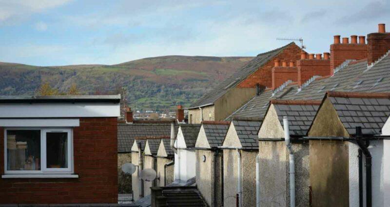 Belfast Manzara