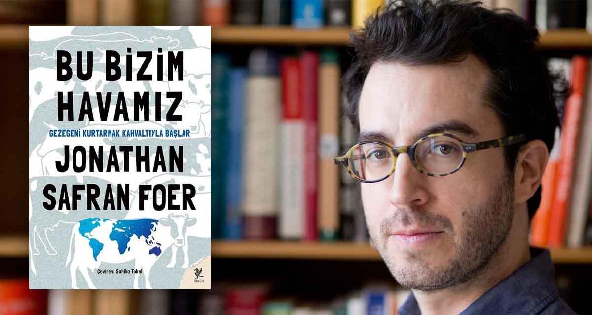 Bu Bizim Havamız - Jonathan Safran Foer