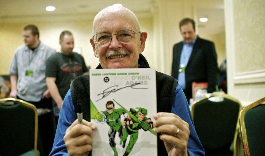 Dennis O'Neil çizgi roman batman