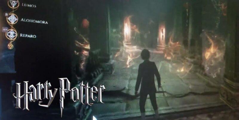 Harry Potter Oyun RPG Açık Dünya