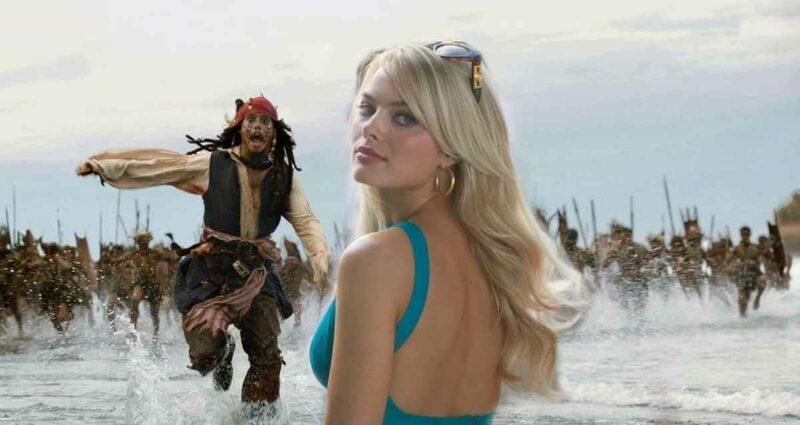 Karayip Korsanları Margot Robbie