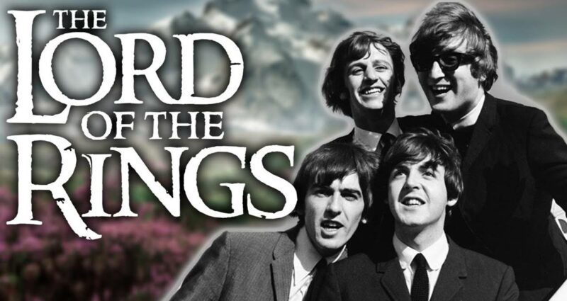 Lord of the Rings - The Beatles