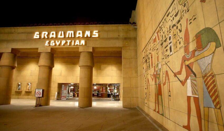 Netflix - Egyptian Theatre