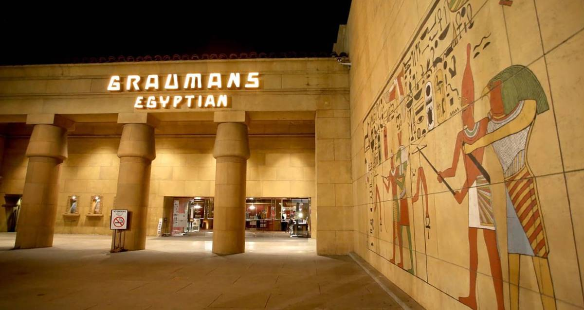 Netflix - Egyptian Theatre
