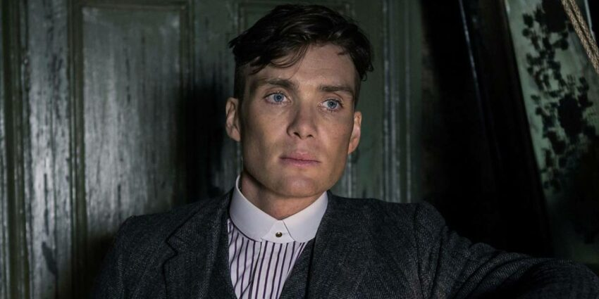 Peaky Blinders - Thomas Shelby