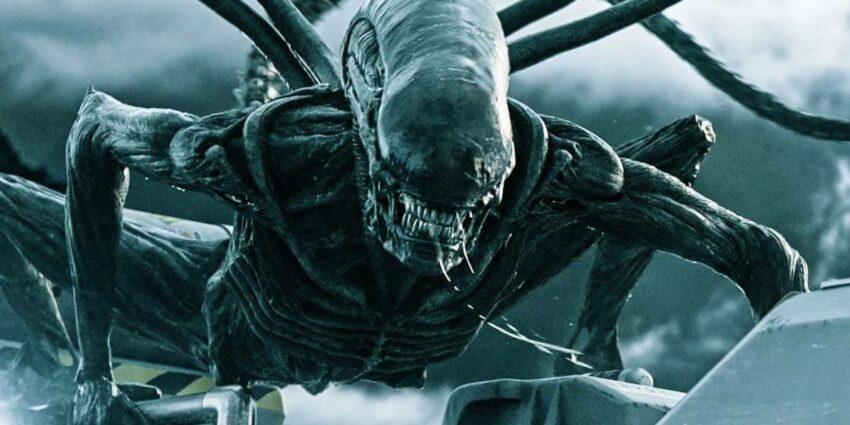 Ridley Scott Alien Awakening Yeni