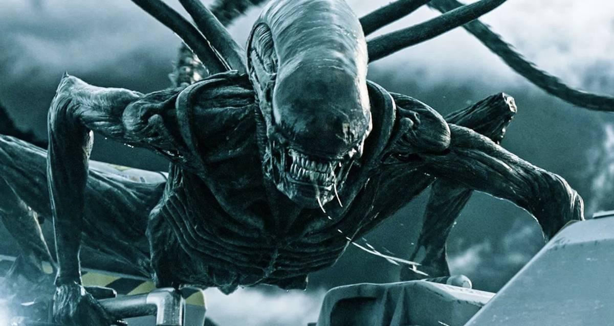 Alien Dizisi Ridley Scott