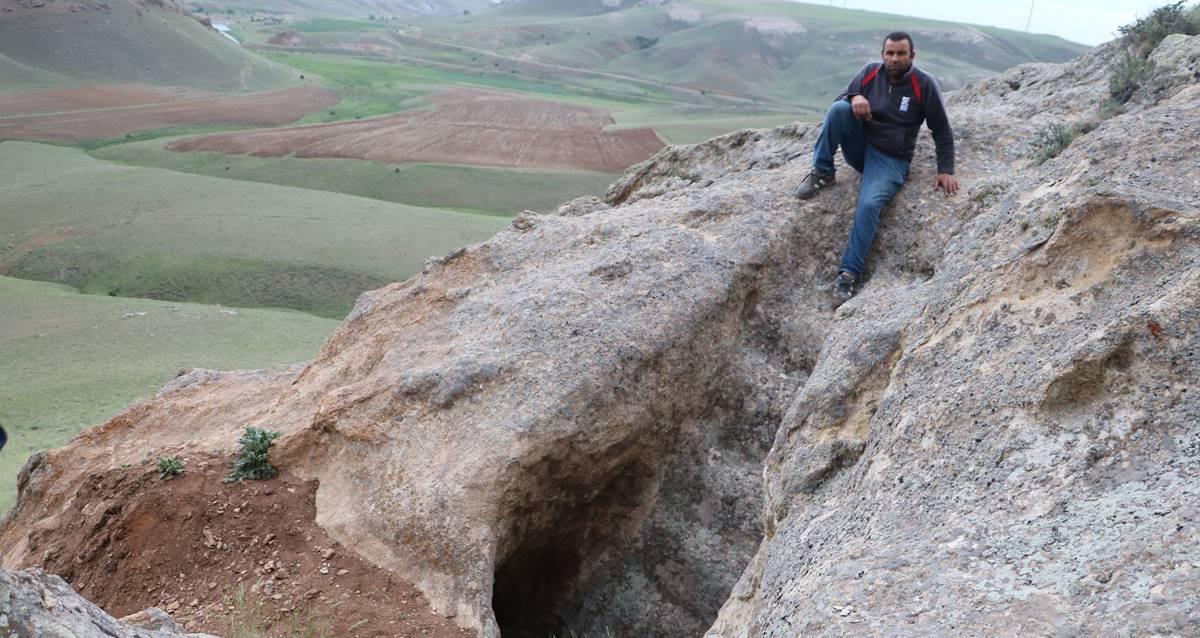 Sivas Gizemli Yer Altı Şehri Tünel
