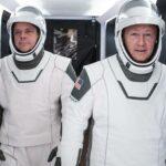 SpaceX Astronot Kıyafetleri