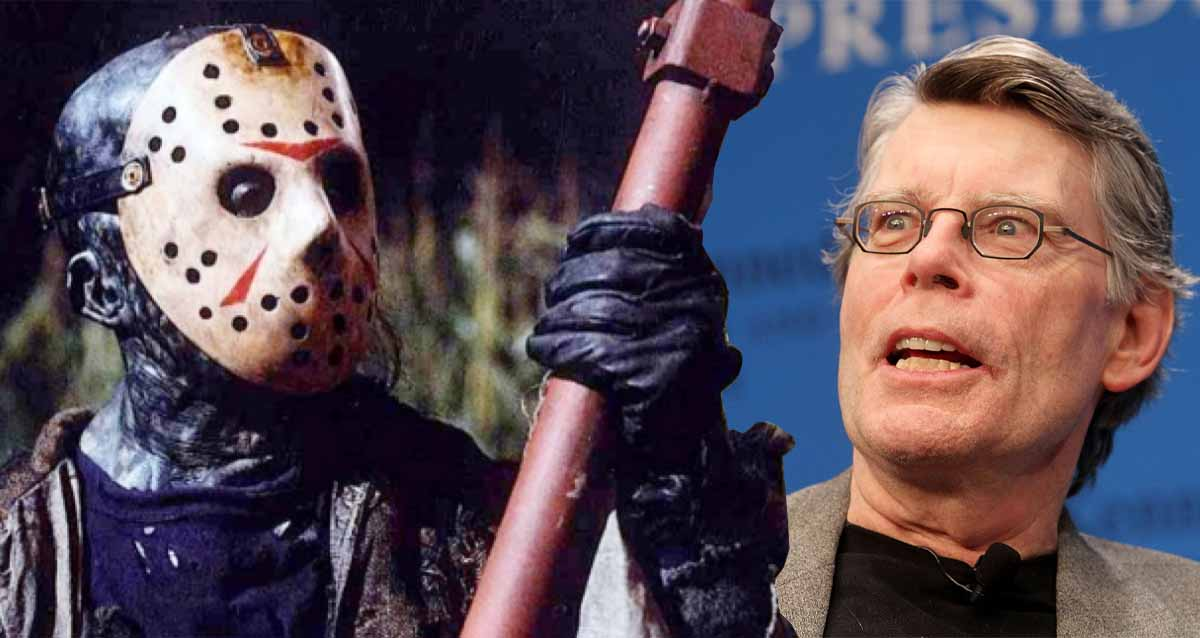 Stephen King en iyi roman Jason Voorhees
