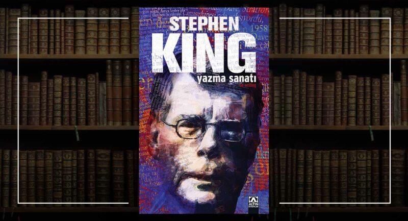 Yazma Sanatı - Stephen King - Yeni Çeviri Baskı