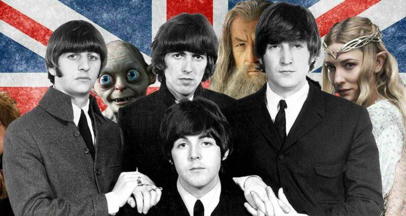 Yüzüklerin Efendisi - The Beatles