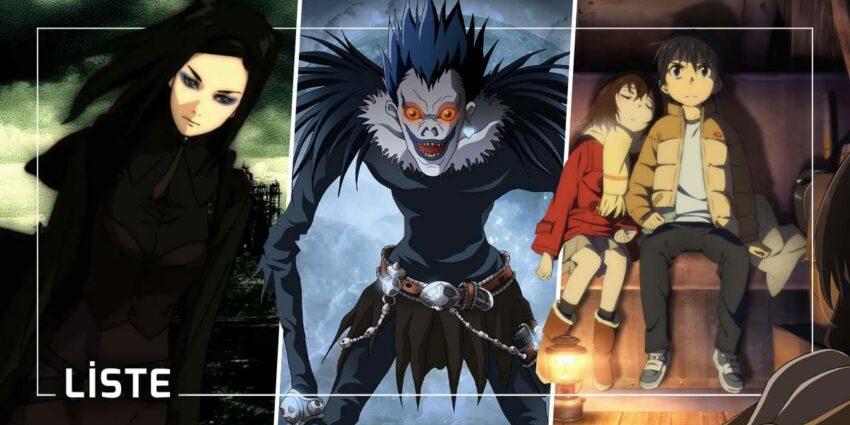 Psikoloji Anime Önerisi Liste