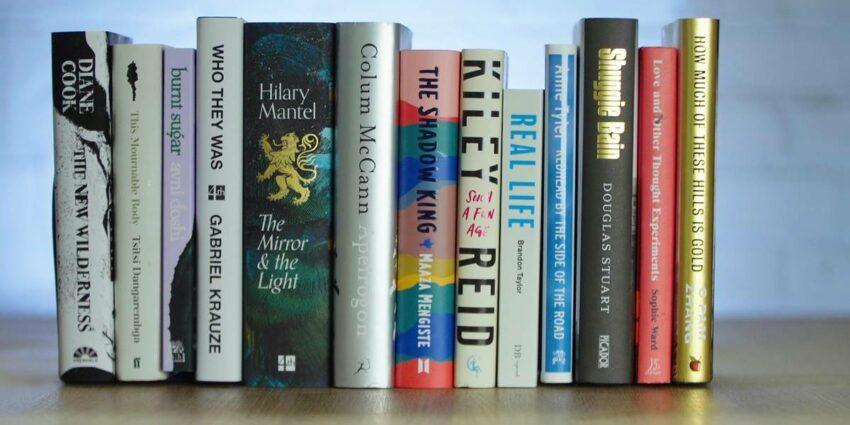 2020 Booker Prize Uzun Liste Adayları