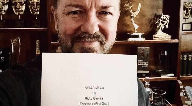 After Life 3. Sezon Senaryo