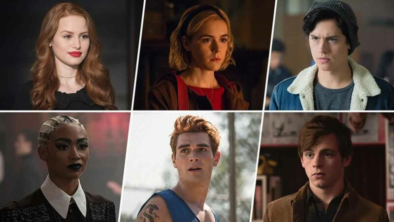 Chilling Adventures of Sabrina riverdale