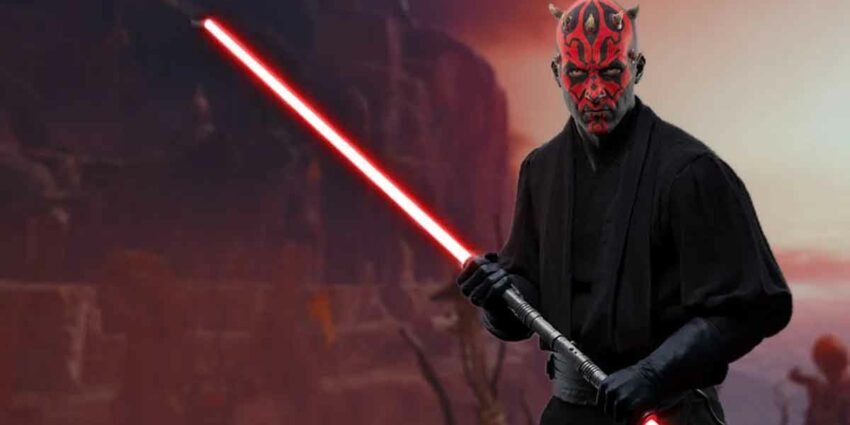 Darth Maul Dizisi - Star Wars - Disney