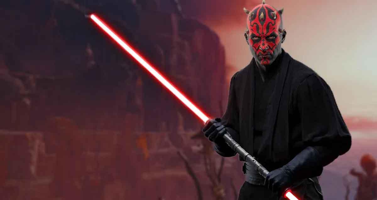 Darth Maul Dizisi - Star Wars - Disney