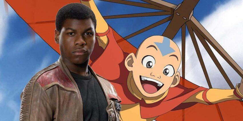 Avatar: The Last Airbender John Boyega