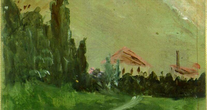 Landscape of Figueres / Figueras'a Yakın Manzara