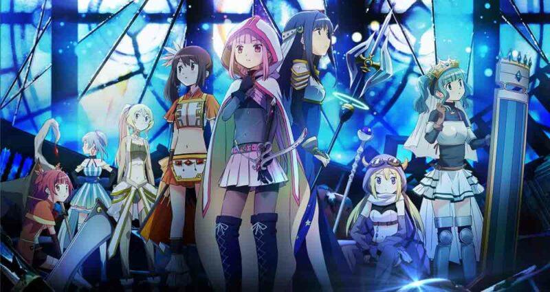 Mahou Shoujo Madoka Magica anime önerisi liste