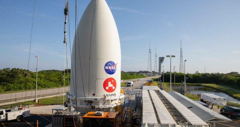 Mars 2020 Perseverance Atlas V