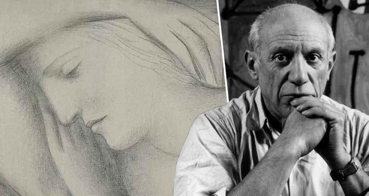 Pablo Picasso Sevgilisi Portre Açık Artırma