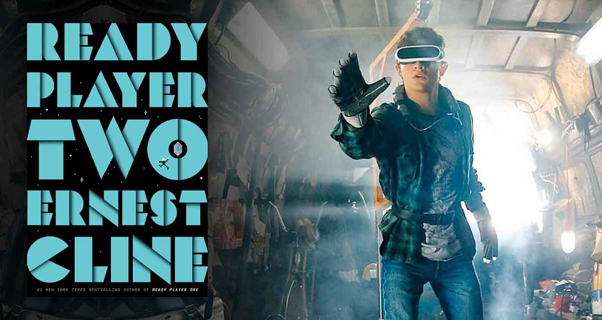 Ready Player Two Ernest Cline kapak