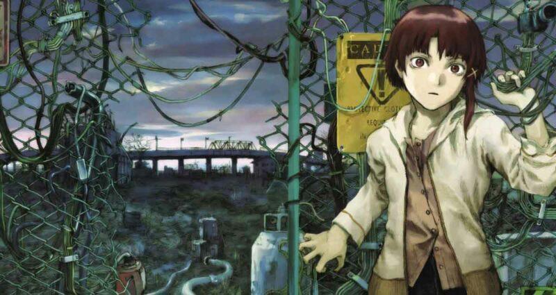 Serial Experiments Lain anime önerisi liste