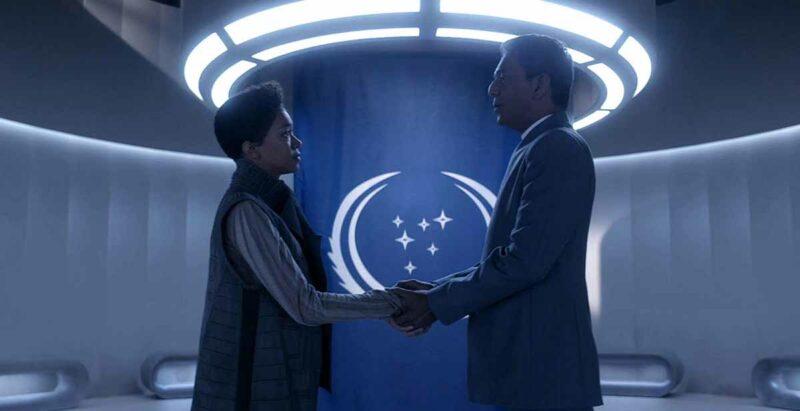 Star Trek Discovery 3. sezon fragman