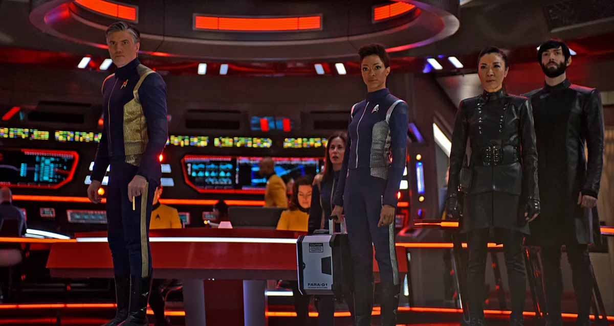 Star Trek: Discovery 3. Sezon