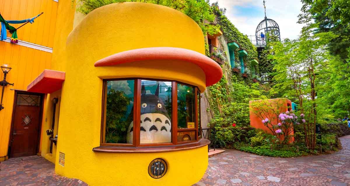 Studio Ghibli Müzesi Sanal Tur Gezi