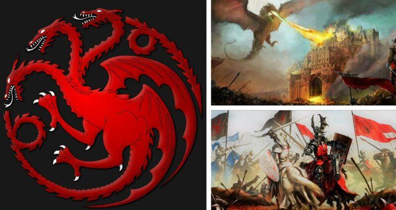 House of the Dragon HBO Yeni Game of Thrones Viserys Targaryen
