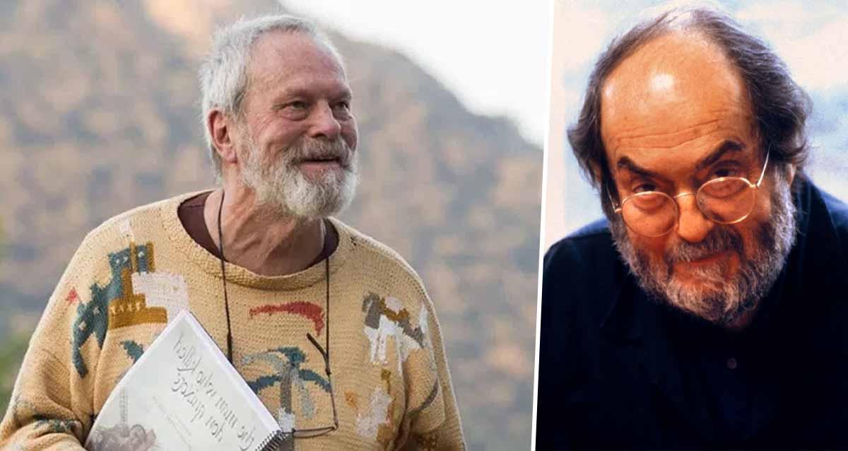Terry Gilliam Stanley Kubrick