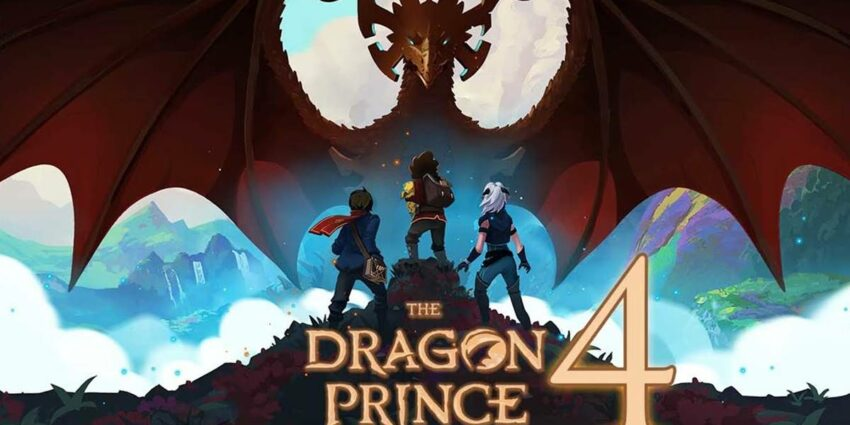 The Dragon Prince 4 Yeni Sezon