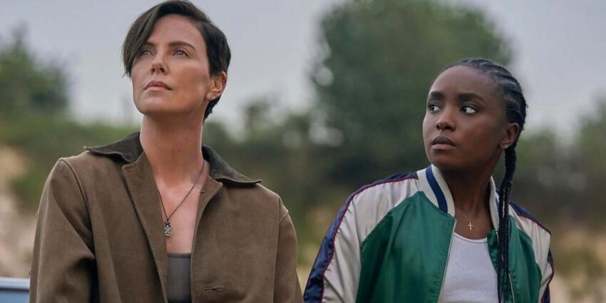 The Old Guard Charlize Theron Netflix